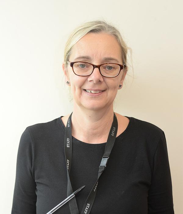 Mrs J Bareham - Higher Level Teaching Assistant